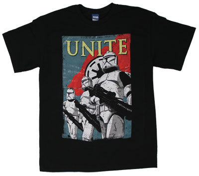 Unite - Star Wars T-shirt