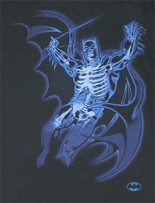 Batman X-ray - DC Comics T-shirt