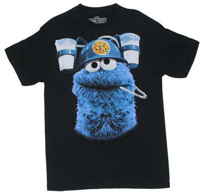 Milk Hat - Sesame Street T-shirt