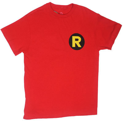 Classic Robin - DC Comics T-shirt