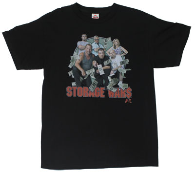Storage Wars T-shirt