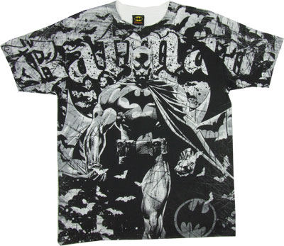 Cave Dweller - DC Comics T-shirt