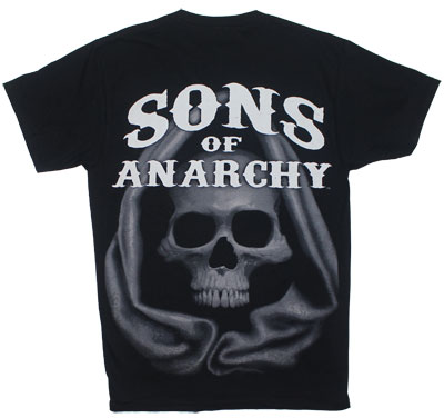 Big Bike Reaper - Sons Of Anarchy T-shirt