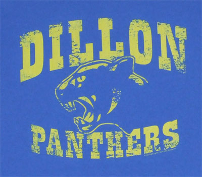 Dillon Panthers - Friday Night Lights T-shirt