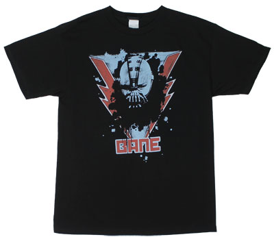 Bane Lightning - Dark Knight Rises T-shirt