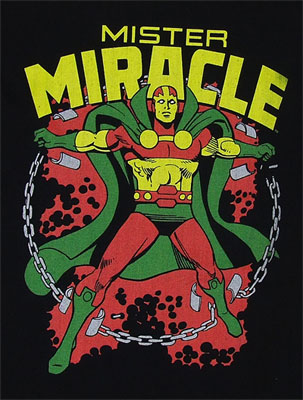 Mister Miracle - DC Comics T-shirt