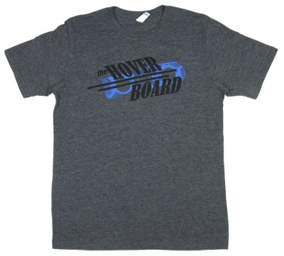 The Hover Board - Back To The Future Sheer T-shirt