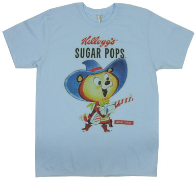 Sugar Pops Sheer T-shirt