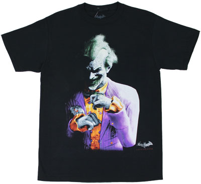 The Joker - Batman Arkham City T-shirt