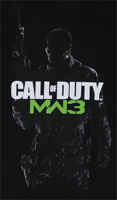Call Of Duty Modern Warfare 3 T-shirt