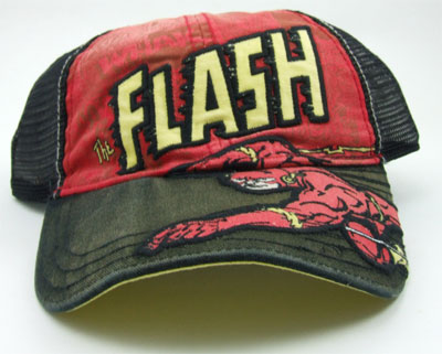 The Flash - DC Comics Trucker Hat