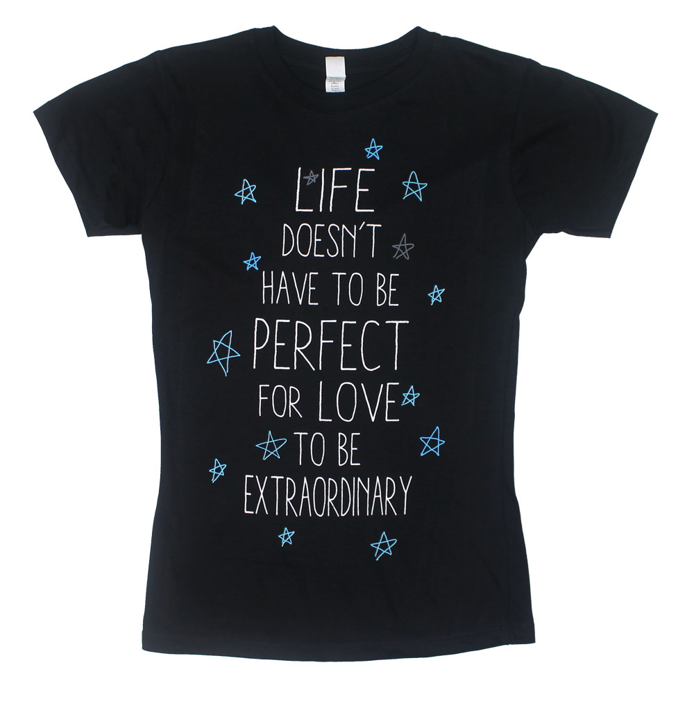 Extraordinary Love - The Fault In Our Stars Juniors T-shirt
