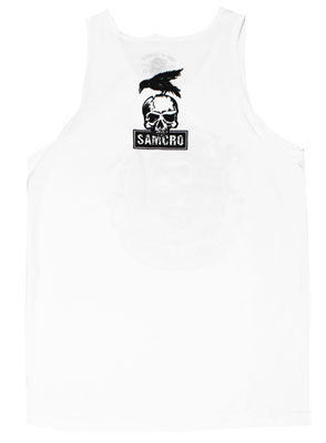 Circle Reaper - Sons Of Anarchy Tank Top