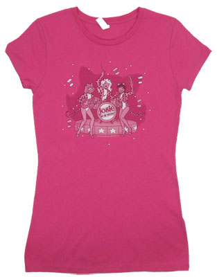 The Band - Josie And The Pussycats Sheer Women's T-shirt