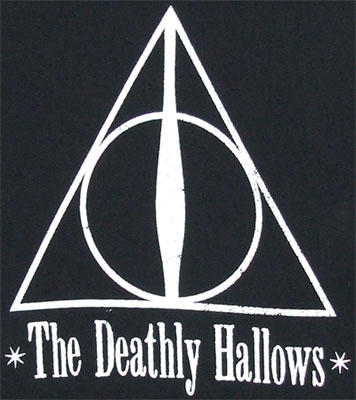 The Deathly Hallows - Harry Potter T-shirt