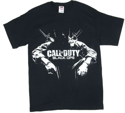 Soldier - Call Of Duty Black Ops T-shirt