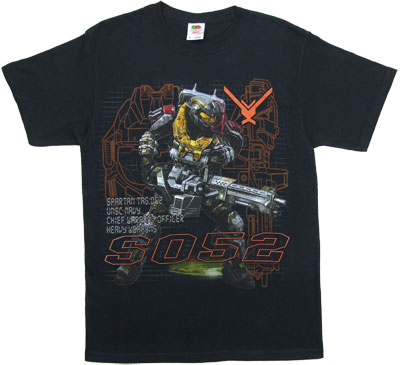 Jorge - Halo Reach T-shirt