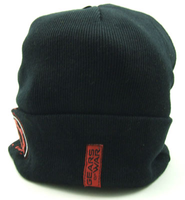 Gears Of War Billed Knit Hat