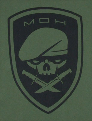 M.O.H. - Medal Of Honor T-shirt