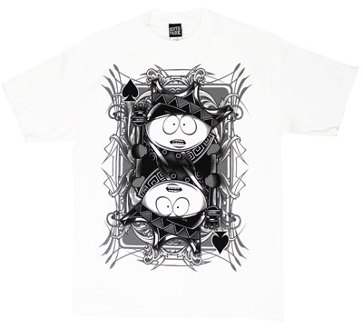 King Cartman - South Park T-shirt
