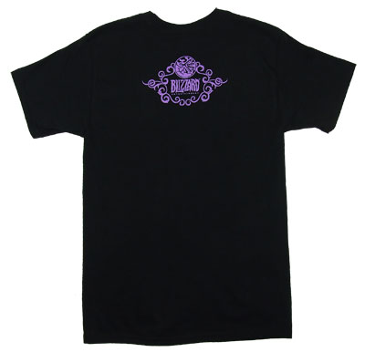 Legendary Warlock - World Of Warcraft T-shirt
