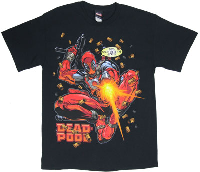 This Shirt Gets The Girls - Marvel Comics T-shirt