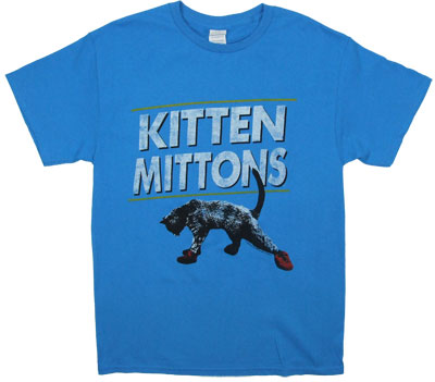 Kitten Mittons - It&#039;s Always Sunny In Philadelphia T-shirt