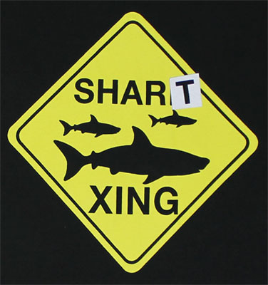 Shart Xing - Workaholics T-shirt