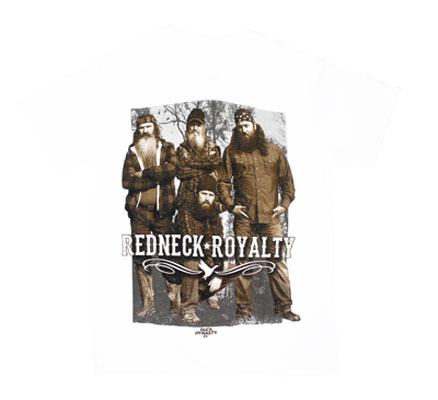 Redneck Royalty - Duck Dynasty T-shirt