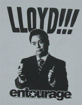 Lloyd!!! - Entourage T-shirt