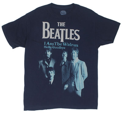 I Am The Walrus - Beatles T-shirt