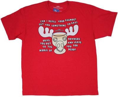Moose Mug - Christmas Vacation T-shirt