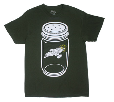 Firefly Jar - Dr. Who T-shirt
