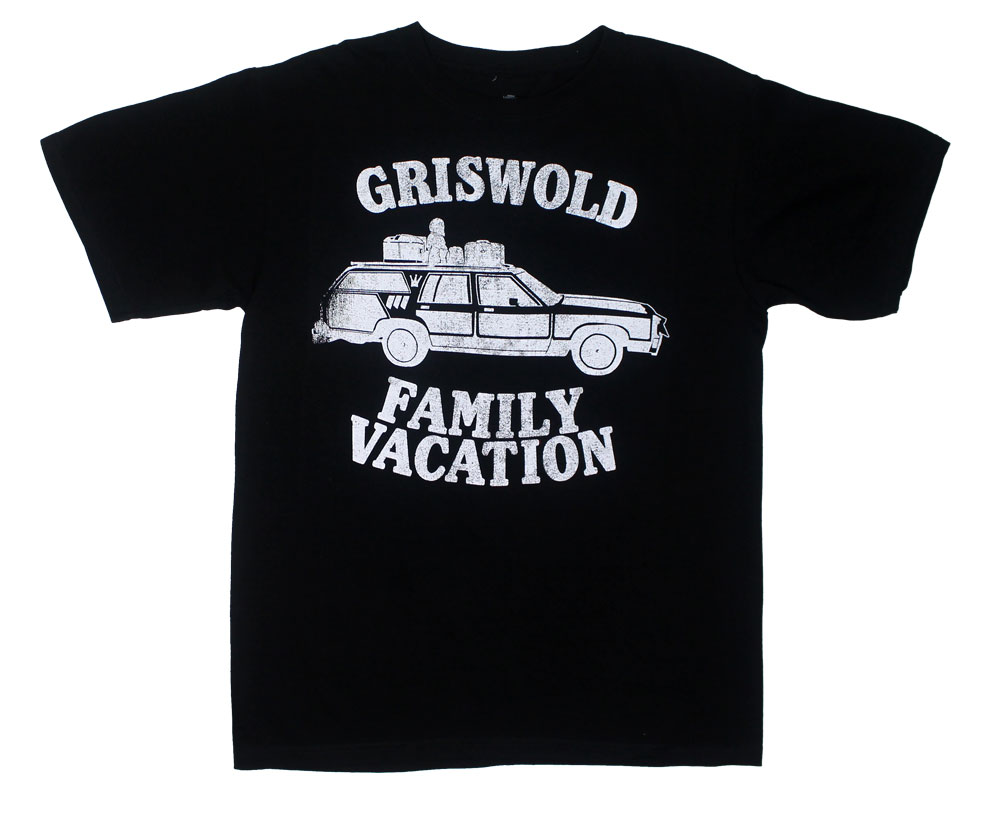 Griswold Family Vacation - National Lampoon's Christmas Vacation T-shirt
