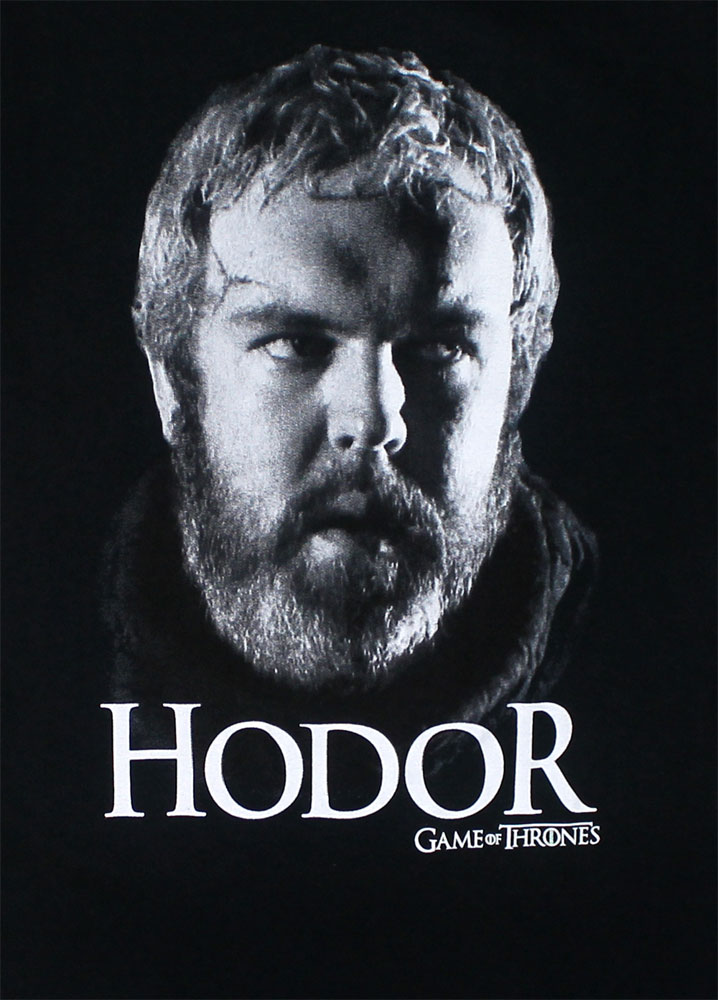 Hodor - Game Of Thrones T-shirt