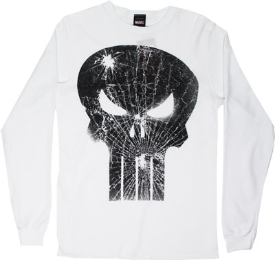 Punisher Logo - Marvel Comics Thermal