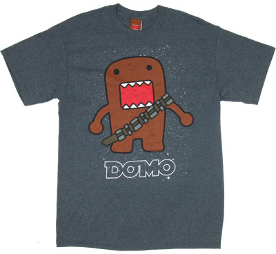 Domo In The Stars - Domo-Kun T-shirt