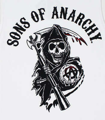 Classic Reaper - Sons Of Anarchy Tank Top