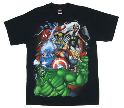 Slevin - Marvel Comics T-shirt
