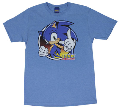 Big Deal - Sonic The Hedgehog T-shirt