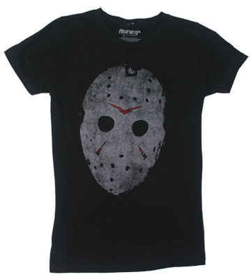 Jason Mask - Friday The 13th Sheer Women&#039;s T-shirt