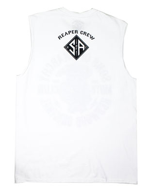 Redwood Motor Club - Sons Of Anarchy Muscle Tee