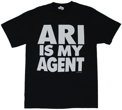 Ari Is My Agent - Entourage T-shirt