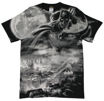Gotham's Hero - DC Comics T-shirt