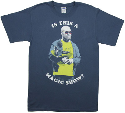 Is This A Magic Show? - Hangover II T-shirt