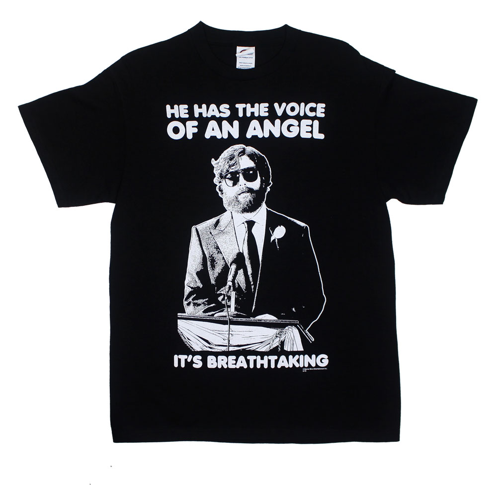 The Voice Of An Angel - Hangover Part III T-shirt