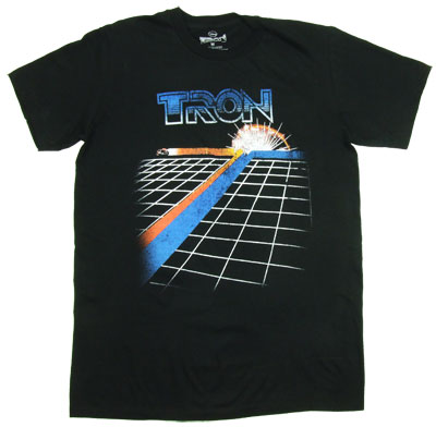 Vintage Lightcycles - Tron Sheer T-shirt