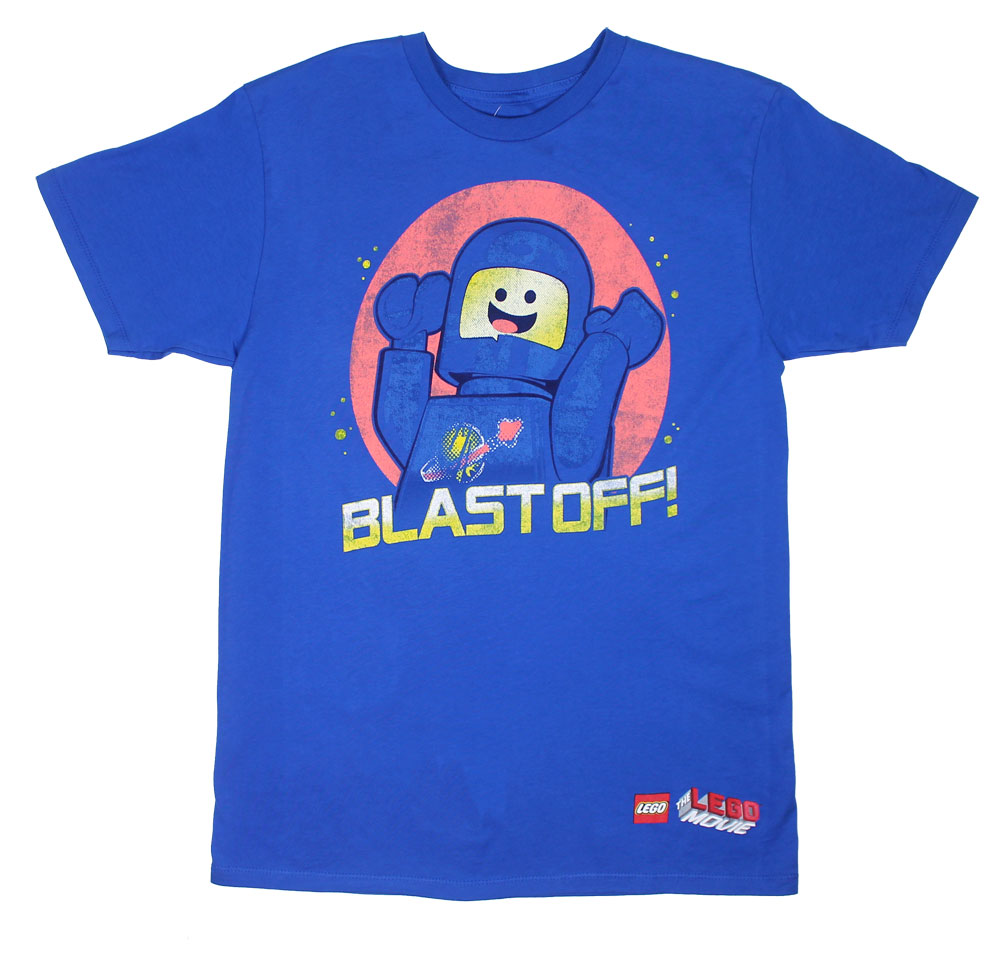 Blast Off! - LEGO Movie T-shirt