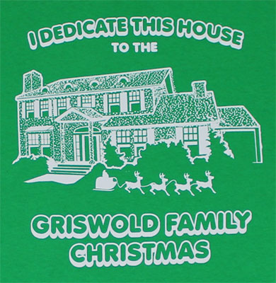 Griswold Family Christmas - Christmas Vacation T-shirt