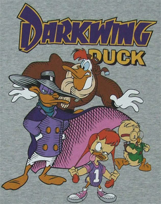 Darkwing Duck Gang - Darkwing Duck T-shirt
